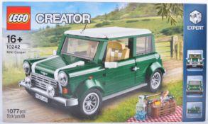 LEGO SET - LEGO CREATOR EXPERT - 10242 - MINI COOPER