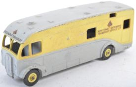 ORIGINAL VINTAGE DINKY SUPERTOYS DIECAST HORSE BOX