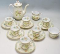 ANTIQUE EARLY 20TH CENTURY NORITAKE FINE CHINA TEA SERVICE