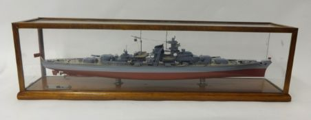 COLLECTION OF SCALE MODELS OF MILITARY INTEREST