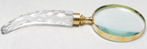 ANTIQUE VICTORIAN STYLE MAGINFYING GLASS