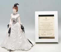 LATE 20TH CENTURY COALPORT FIGURINE - MY HEAVENLY CELIA