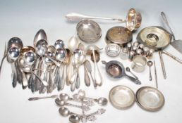 COLLECTION OF SILVER PLATED WARES