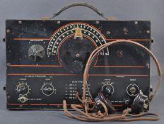 ORIGINAL WWII SECOND WORLD WAR COMMUNICATIONS SIGNAL GENERATOR