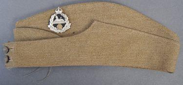 ORIGINAL WWII BRITISH ARMY BEF EAST LANCASHIRE FORAGE CAP