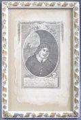 ANTIQUE 18TH CENTURY JOHN BUNYAN MEMENTO MORI