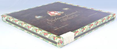 SCHIMMELPENNINCK SEALED BOX OF 44 ASSORTED CIGARS