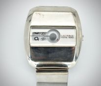 Retro 1970's Tokyo Bay 4504 Electronvolt Digital Model Wristwatch