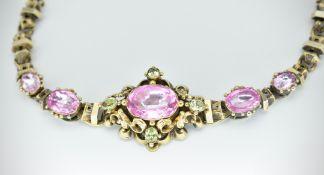 19th Century Yellow Metal Bracelet
