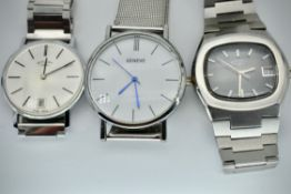 20th Century Rotary Stainless Steel Wristwatch & Rotary Wristwatch