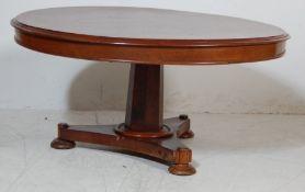 19TH CENTURY VICTORIAN MAHOGANY TABLE