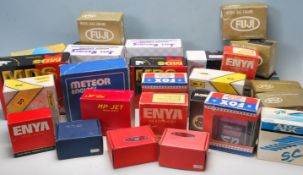 GROUP VINTAGE MODEL AERO / AIRPLANE BOXES