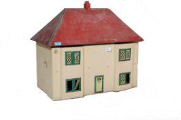 ORIGINAL MID CENTURY VINTAGE CHILDS DOLLS HOUSE