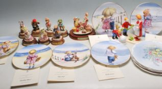 COLLECTION OF ASSORTED 'COLLECTABLE' CERAMICS