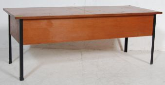 1960'S TEAK WOOD COFFEE TABLE IN THE MANER OF MYER