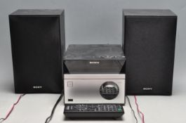 COMTEMPORARY SONY AUDIO SYSTEM CMT-S20B