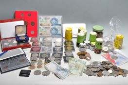 COLLECTION OF 20TH CENTURY GREAT BRITISH COINAGE