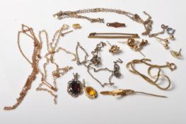 JEWELLERY SPARES AND FINDINGS INCLUDING GOLD