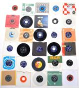 "ROCK / ROCK & ROLL MIXED GROUP OF 45 7"" SINGLES AND EP'S"