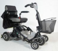 QUINGO AIR MOBILITY AID SCOOTER IN SILVER