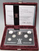 ROYAL MINT 1996 SILVER PROOF COINS NO. 11135