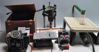 COLLECTION OF MODEL MAKING EQUIPMENT