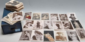 POSTCARDS - EDWARDIAN STAGE STARS / THEATRE PERSON