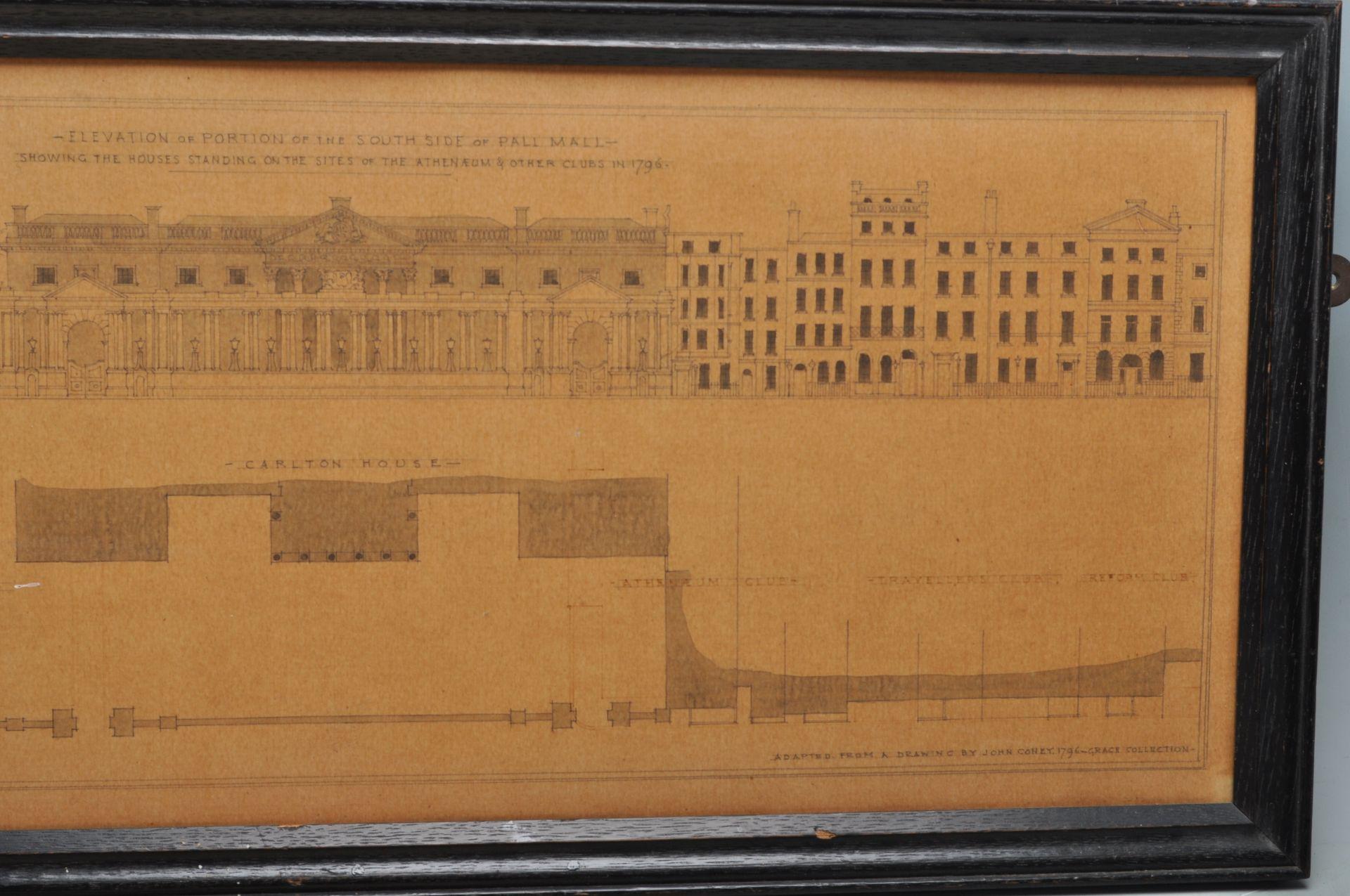 COLLECTION OF ANTIQUE LONDON RELATED MAPS & PLANS - Bild 9 aus 10