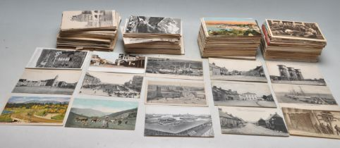 POSTCARDS - LARGE COLLECTION OF 750+ SCENIC VIEWS