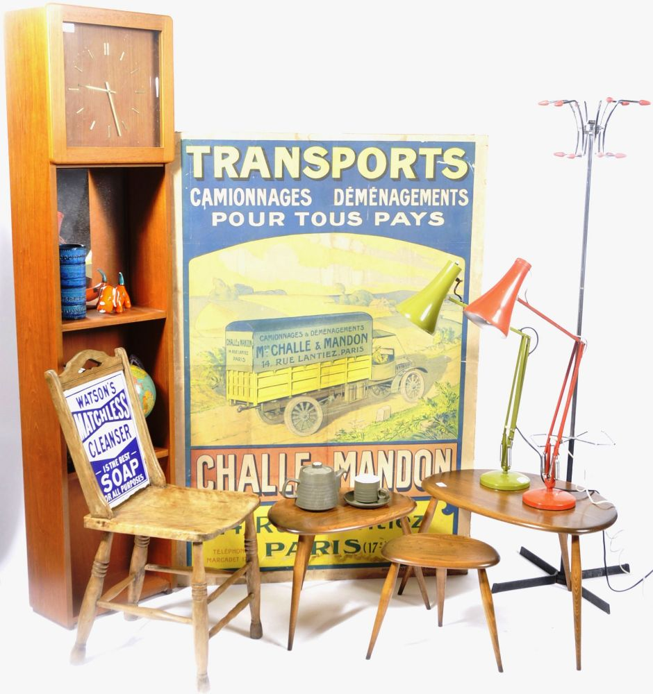 20th Century Design, Vintage & Retro Interiors - Worldwide Postage, Packing & Delivery Available On All Items