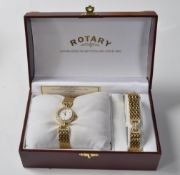 ROTARY LADIES COCKTAIL WATCH