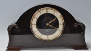20TH CENTURY GERMAN HERMLE MANTEL CLOCK