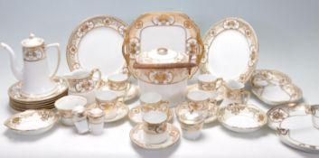 20TH CENTURY JAPANESE NORITAKE TEA SET