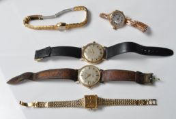 COLLECTION OF VINTAGE 20TH CENTURY WATCH