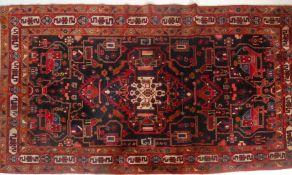 LARGE 20TH CENTURY PERSIAN / IRANIAN NAHAVAND RUG