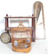 COLLECTION OF EARLY 20TH CENTURY AND LATER VINTAGE FURNITURE