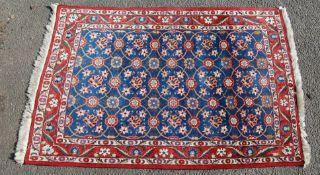 MID 20TH CENTURY PERSIAN ISLAMIC ARDEBIL CARPET RUG