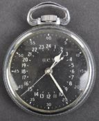 WWII UNITED STATES ARMY AIR FORCE BOMBARDIER POCKET WATCH