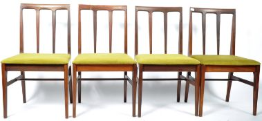 JOHN HERBERT FOR YOUNGERS - FONSECA SET OF FOUR DINING CHAIRS
