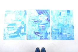 FRANCES BILDNER - CONTEMPORARY BRITISH MODERN ARTIST