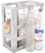 ESSOLUBE - ESSO ADVERTISING FORECOURT EIGHT BOTTLE CRATE