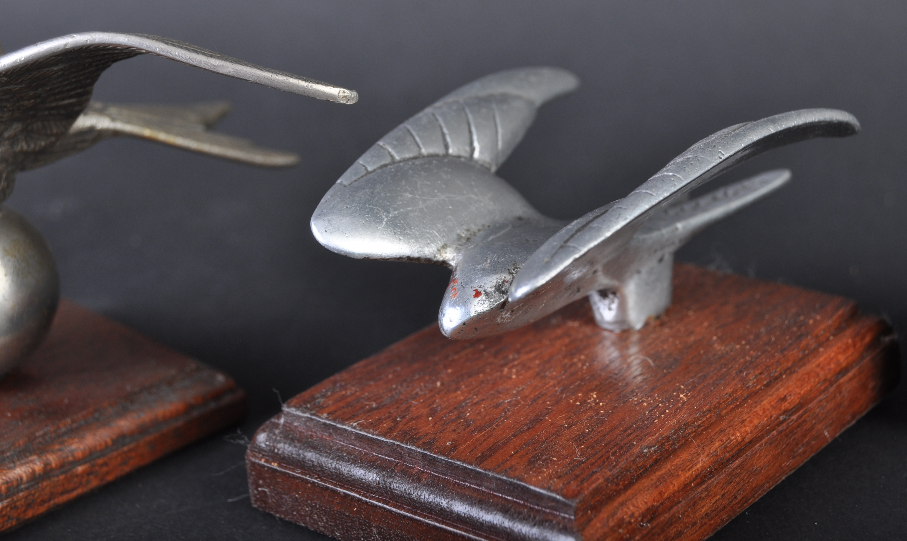 CAR MASCOTS - COLLECTION OF SWALLOW CAR MASCOTS - Image 3 of 6