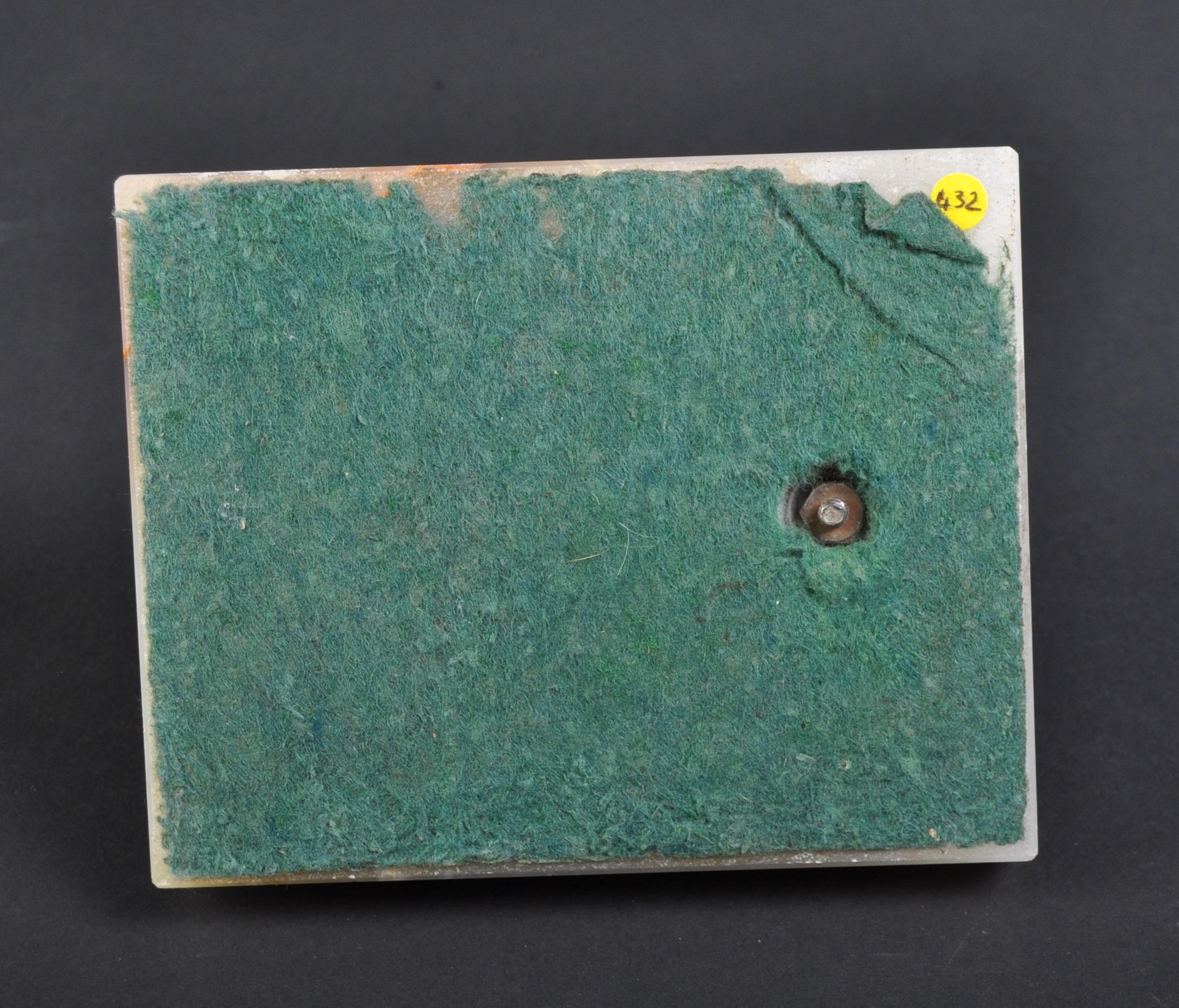 HOFFMAN JAGUAR MASCOT - RARE AMERICAN DEALERSHIP LEAPER PIN TRAY - Image 6 of 6