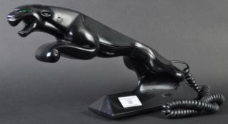 JAGUAR - RARE PROMOTIONAL LEAPER SHAPED TELEPHONE