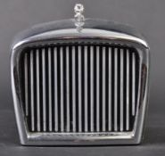 JAGUAR - RARE 1960S DESKTOP PEN STAND IN FORM OF RADIATOR