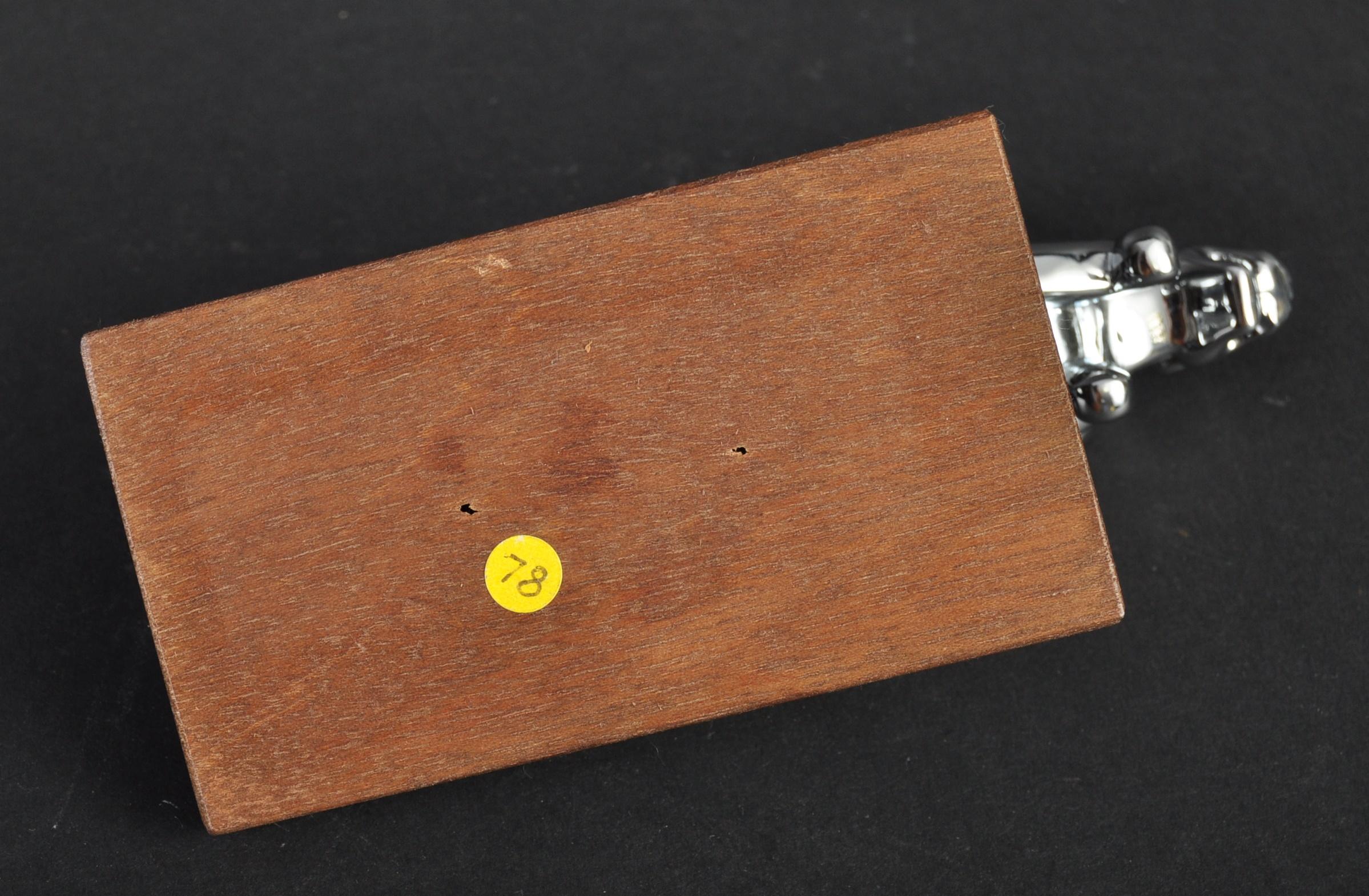 JAGUAR MASCOT - ORIGINAL SMALLER VERSION MADE FOR SCOOTERS - Image 5 of 5