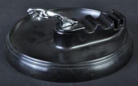 JAGUAR - EARLY 1940S BAKELITE GIVEAWAY LEAPER MASCOT ASHTRAY