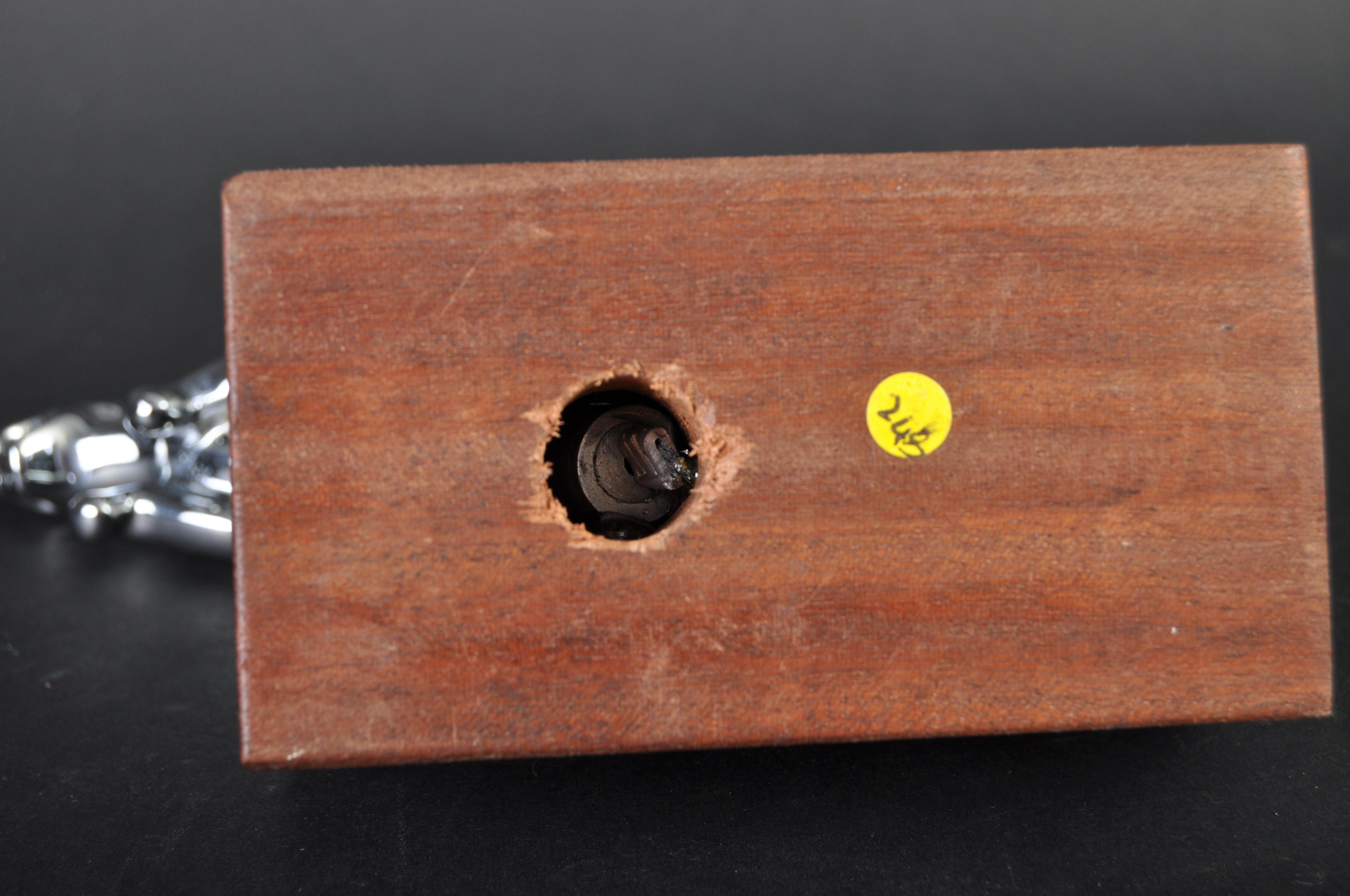 JAGUAR MASCOT - TYPE 9 SPRUNG LEAPER CHROME MASCOT - Image 5 of 5