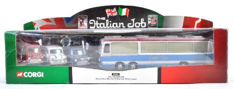 ORIGINAL CORGI ITALIAN JOB DIECAST GIFT SET