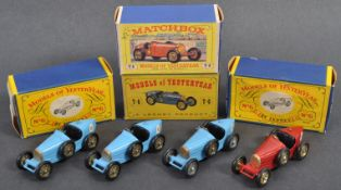 MATCHBOX MODELS OF YESTERYEAR - Y-6 VARIATION COLLECTION